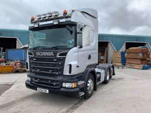 SCANIA R560 HIGHLINE 6X2 REARLIFT – SOLD