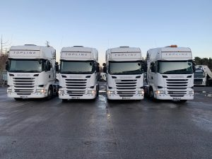Scania R450 Topline 6×2 Mid Lift – Choice of 4 – SOLD