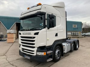 SCANIA R450 – SOLD