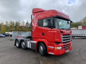 SCANIA R450 HIGHLINE 6X2 – SOLD