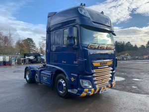 DAF XF FTP 510 SUPERSPACE CAB – SOLD